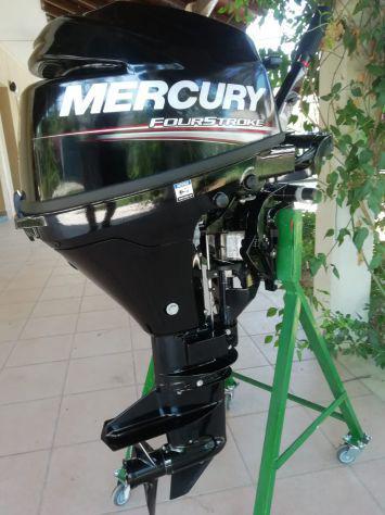 Fuoribordo mercury 9,9hm