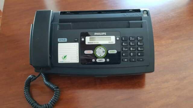 Fax philips thermal transfer ppf-631e