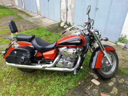 Honda shadow 750 c