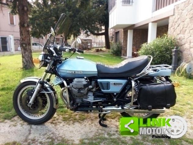 Moto guzzi 1000 convert prima serie '76