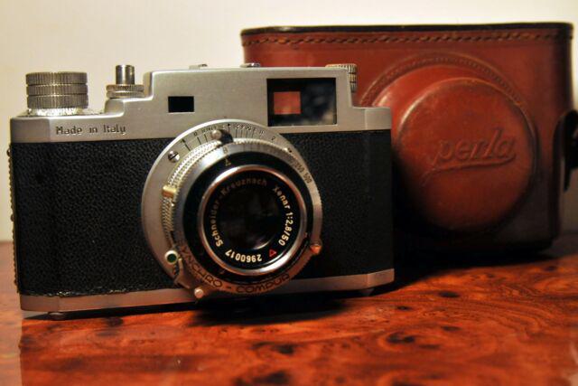 Perla macchina fotografica rara ottime condizioni