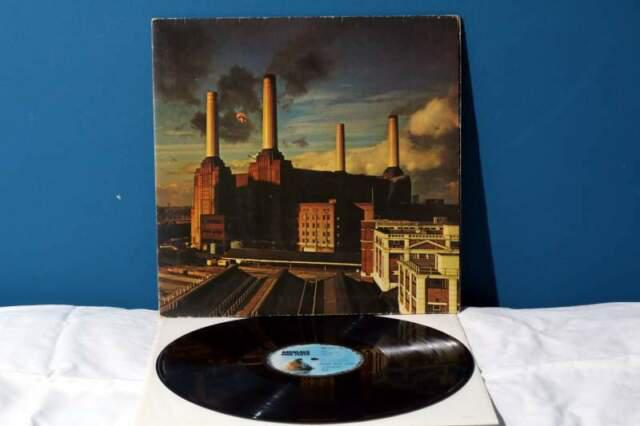 Pink floyd animals lp vinile *ex-/ex-* (1977 germany vinyl)