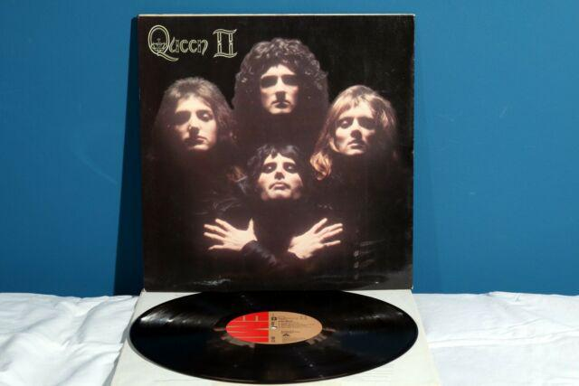 Queen queen ii 2 (same) lp vinile *ex/ex* uk raro