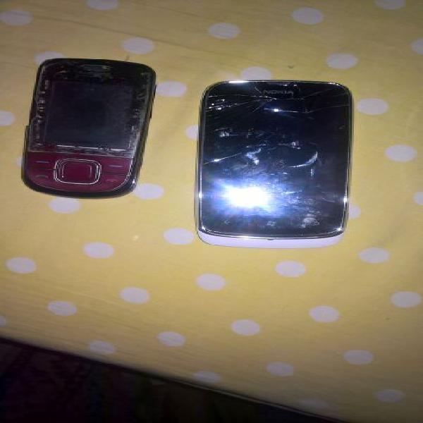 Smartphone nokia lumia 610 + cell nokia 3600 rotti