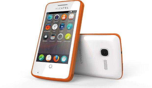 Smartphone android alcatel one touch fire nuovo