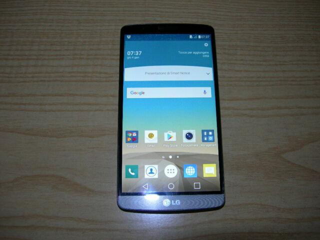 Smartphone lg g3 d-855 32gb memory