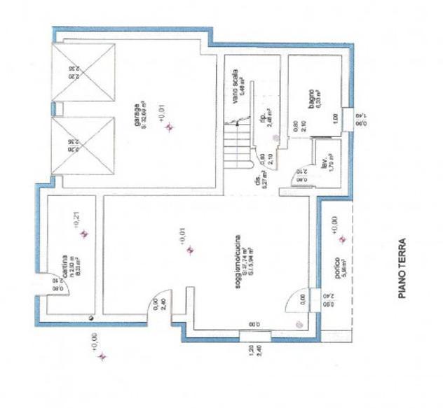 Terreno di 554 m² in vendita a vicenza