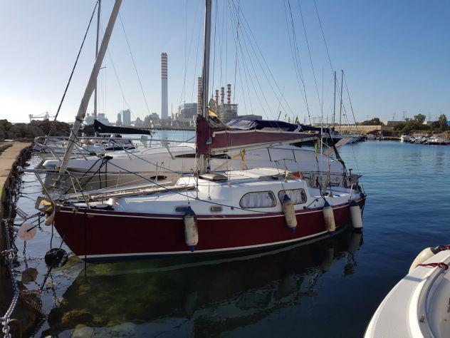 Vendo barca a vela cononado club 25