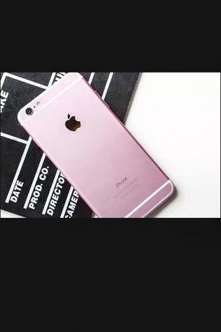 Iphone 6s 64g rosa