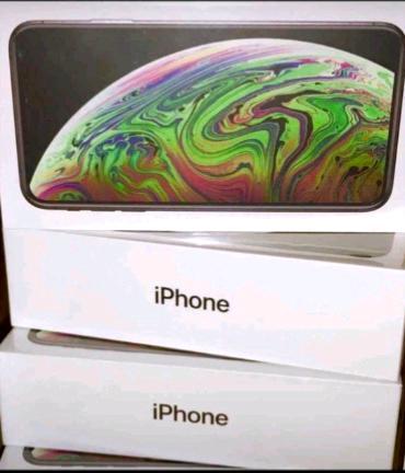 """Apple smartphone """"xs"""" nuovi"""