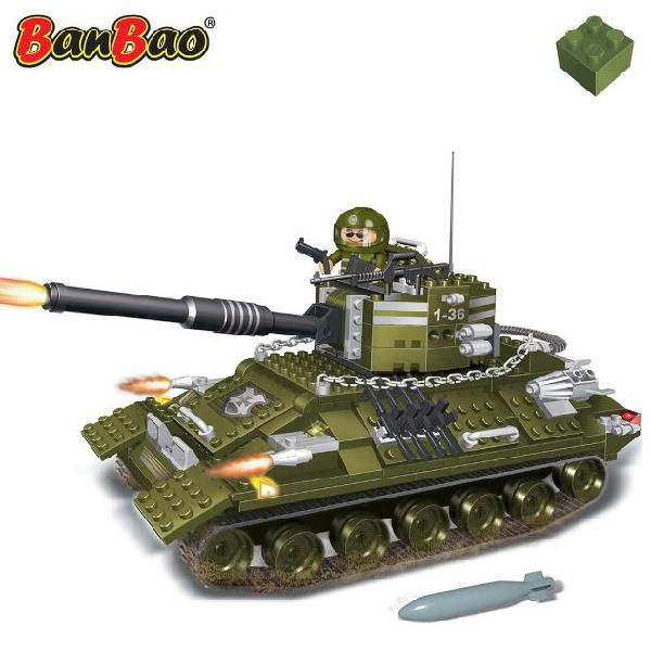 Banbao carro armato centurion 8236