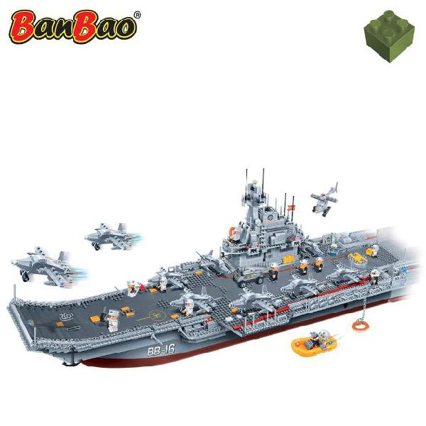 Banbao portaerei xl 8419