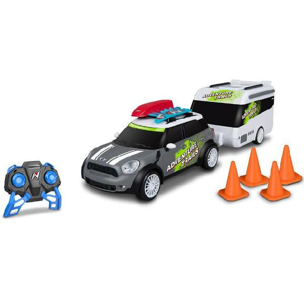 Nikko macchina per bambini telecomandata mini + camper 20102