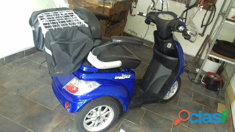 Scooter elettrico 3 ruote