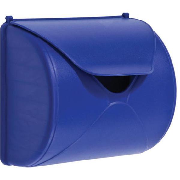 Axi cassetta della posta giocattolo blu a505.010.04