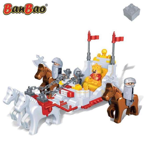 Banbao carrozza reale 8267
