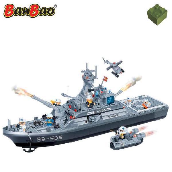 Banbao nave fregata 8413