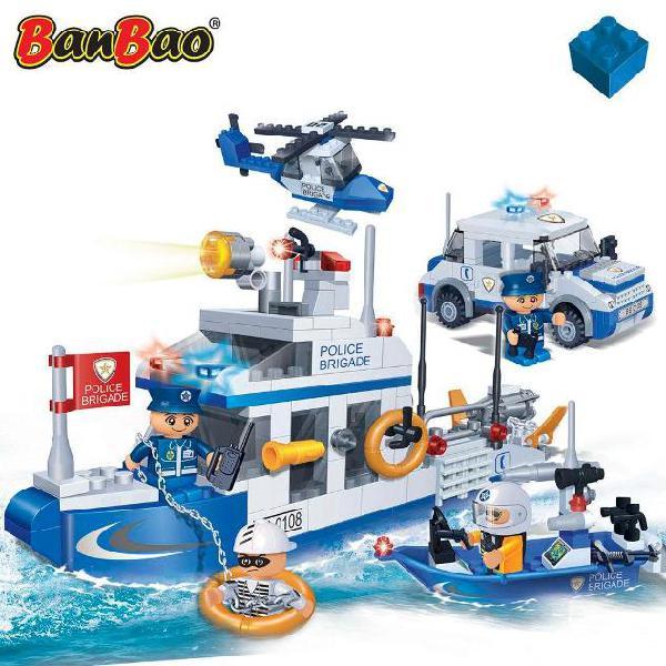 Banbao polizia guardia costiera 8342