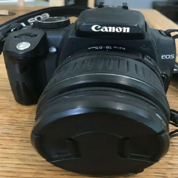 Canon reflex eos 350d 【 OFFERTES Agosto 】 | Clasf