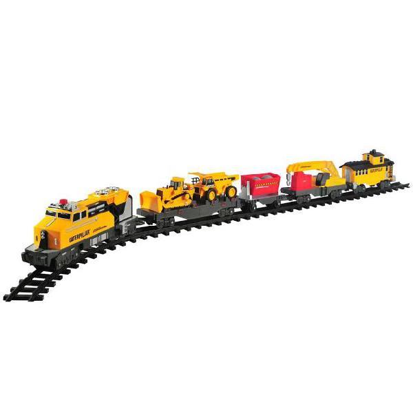 Caterpillar pista treno da cantiere 55650