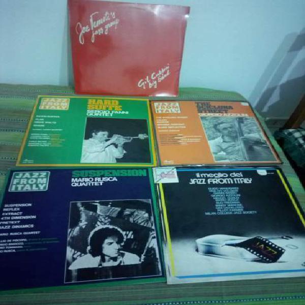 Dischi vinile musica jazz