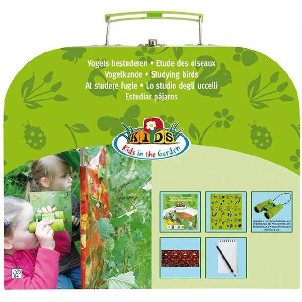 Esschert design kg120 kit per bambini lo studio degli
