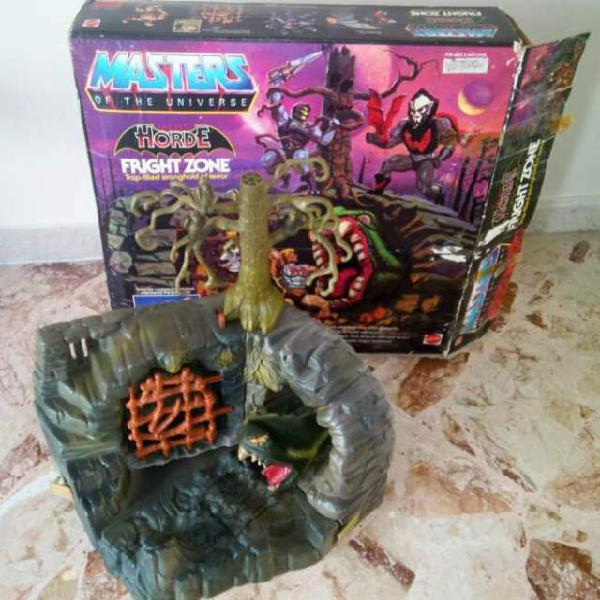Lotto motu masters of the universe he-man vintage anni 80