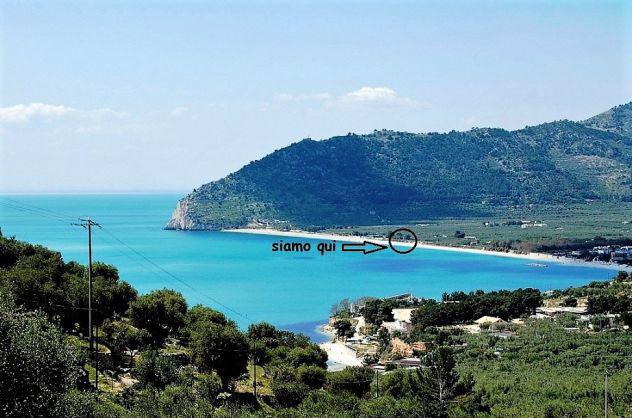 Mattinata, gargano: bilocale in stile mediterraneo