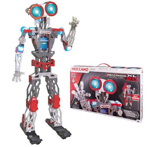 Meccano robot personale id xl 2.0 6034309