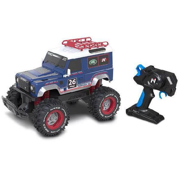 Nikko macchina per bambini telecomandata off-road land rover
