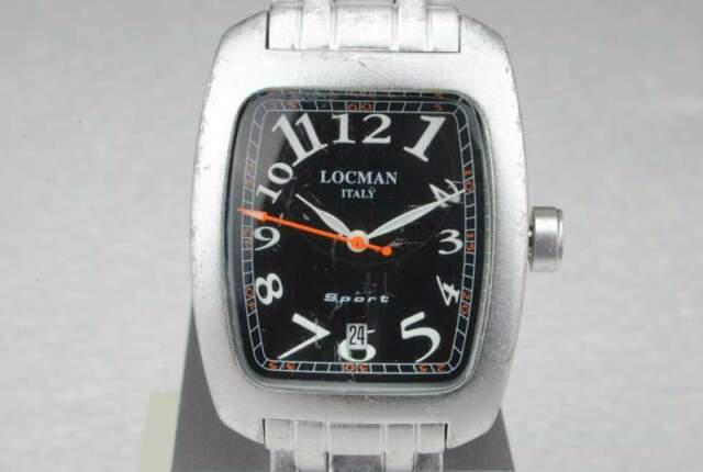 Orologio locman sport alluminium ref.488 italy