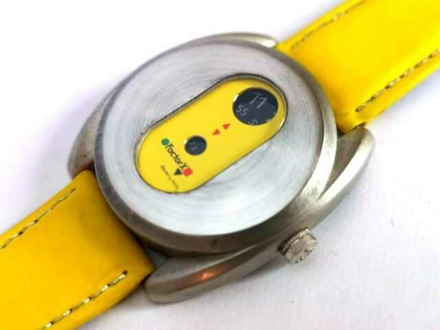 Orologio salterello factorx perfetto