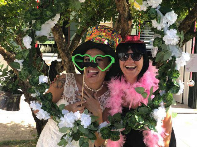 Photobooth e intrattenimento Matrimonio