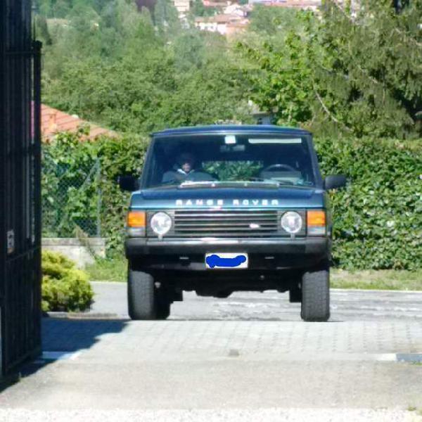 Range rover td 1989