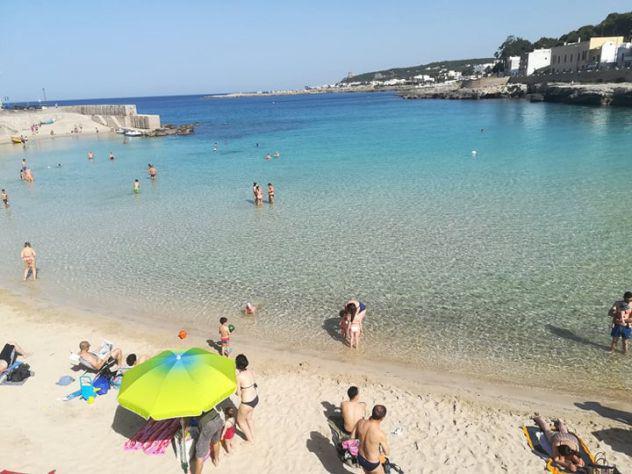Salento, casa vacanze 2-6 posti letto a 200m dal mare