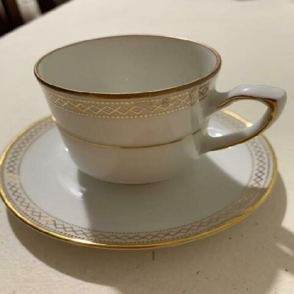 Servizio tazzine da caffè bavaria originale