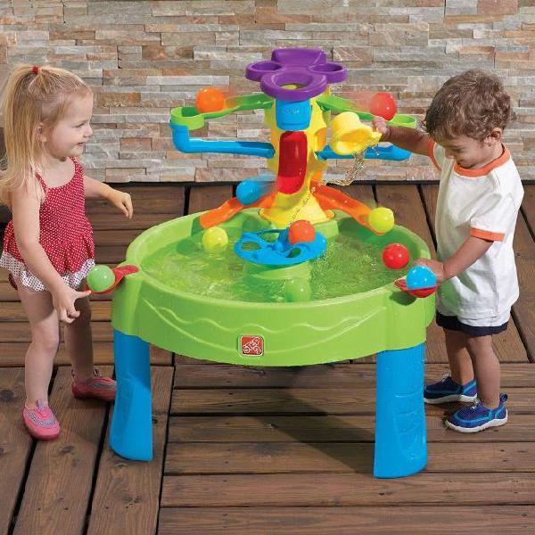 Step2 busy ball play 840000 tavolo per giochi d'acqua