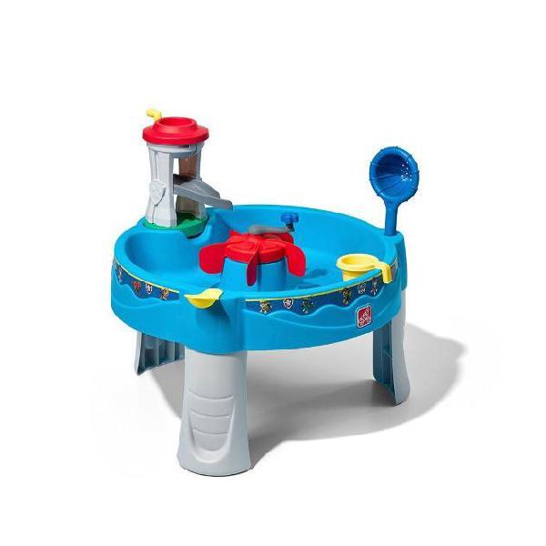 Step2 tavolo per giochi acquatici paw patrol blu 779400