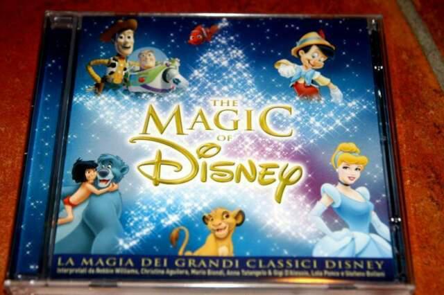 The magic of disney 2cd originali