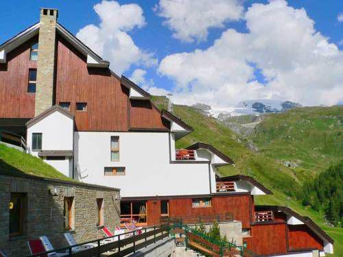 Affitto bilocale residence cervinia 2