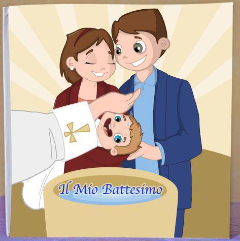 fotolibro battesimo