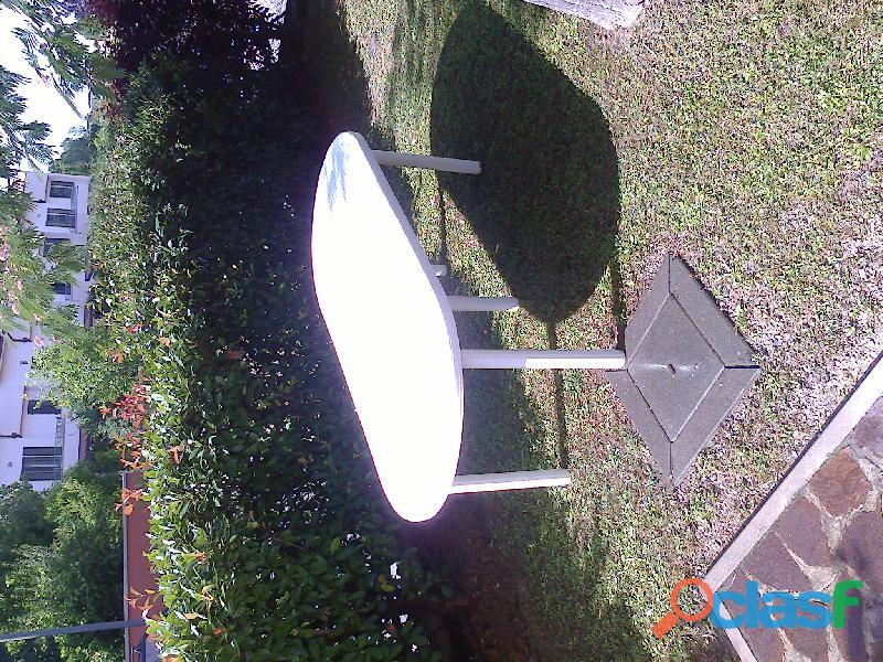 Tavolo con sedie Gran Soleil