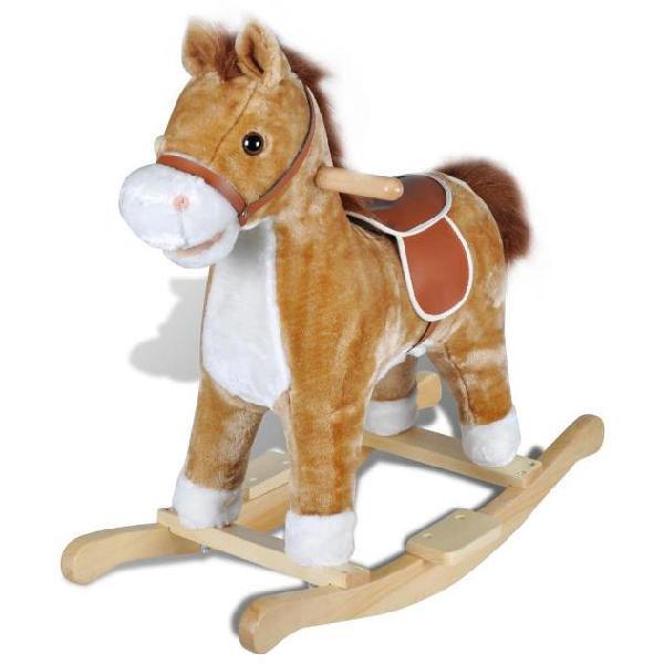 Cavallo A Dondolo Trudi.Cavallo Dondolo Peluche Sconti Novembre Clasf