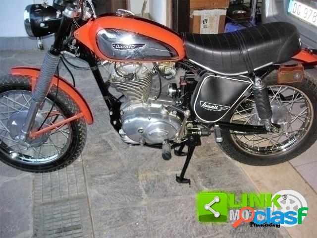Ducati scrambler 350 benzina in vendita a verona (verona)