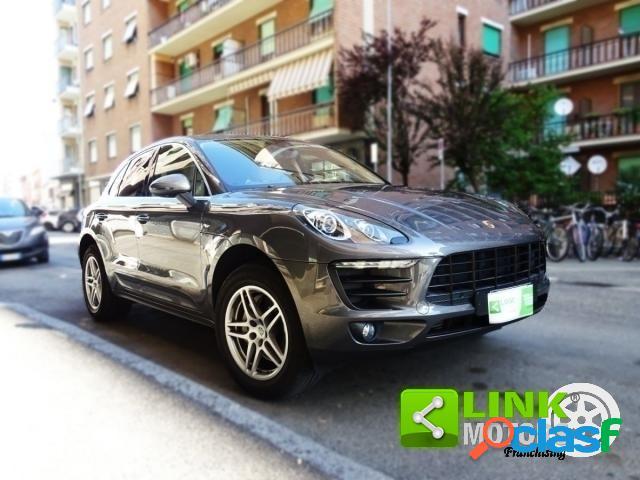 Porsche macan diesel in vendita a alessandria (alessandria)