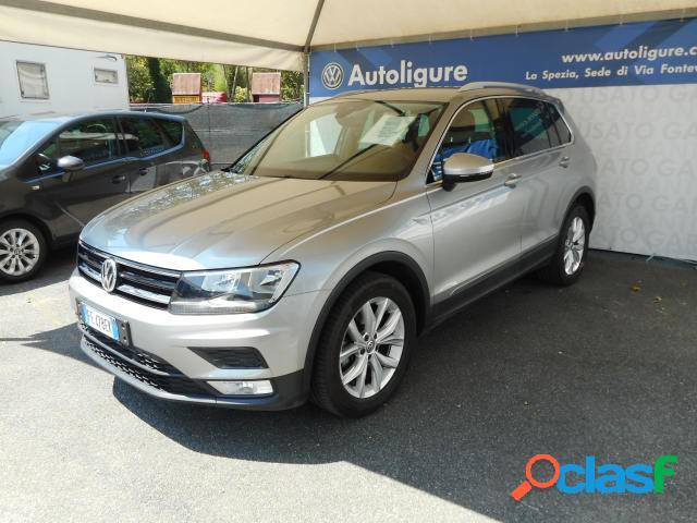 Volkswagen tiguan diesel in vendita a lerici (la spezia)