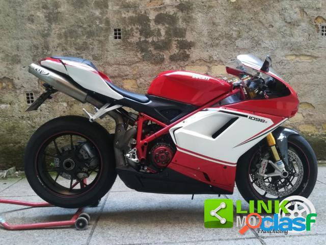 Ducati 1098 benzina in vendita a trapani (trapani)