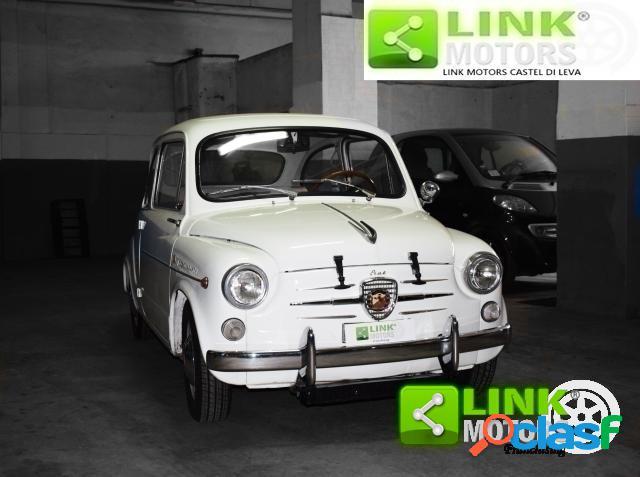 Fiat abarth 1000 tc benzina in vendita a roma (roma)