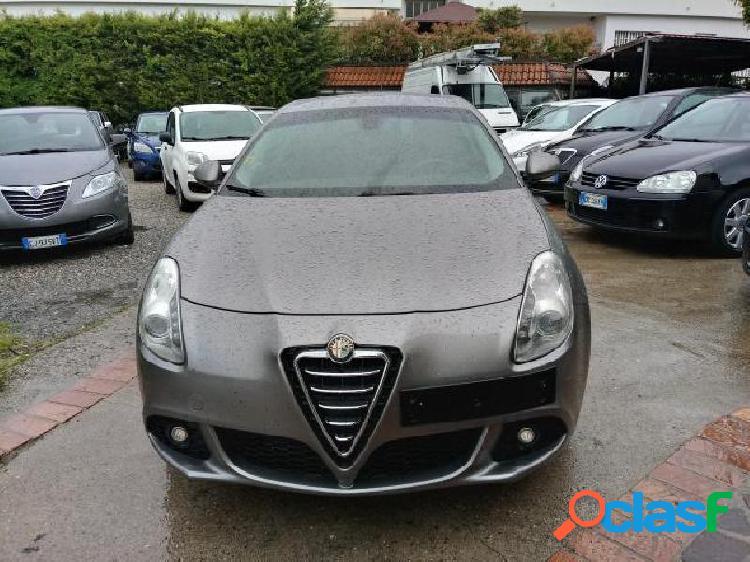 Alfa romeo giulietta diesel in vendita a rende (cosenza)