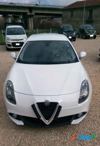 Alfa romeo giulietta diesel in vendita a montella (avellino)